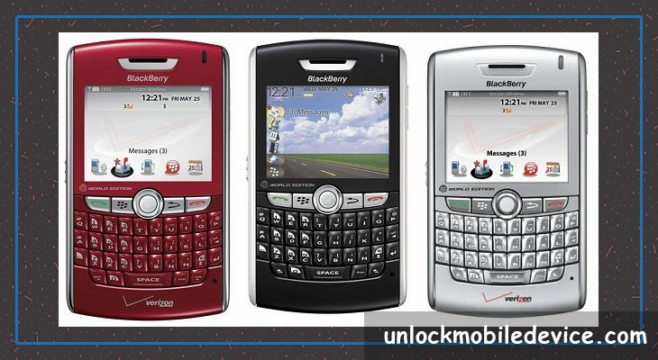 Unlock blackberry 8830