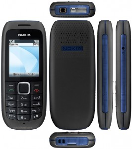 How to unlock nokia 1616 with or without unlock code